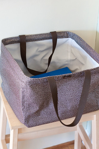 Thirty-One Gifts Square Utility Tote