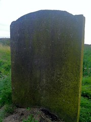 Slaves Grave, Repentance Tower, Hoddom Castle, Dumfriesshire.
