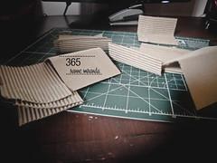 213/365 (Ranne Miranda) Tags: scrapbook arte 365 minialbum memrias project365 365days projeto365 365dias 3652011