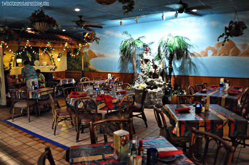 Dining Room at Casa Margarita ~ La Grange, IL