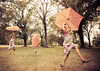A Frolic in the Woods (Proleshi) Tags: girl forest umbrella jump woods nikon frolic multiplicity tokina multiple hop skip clone duplicate josephs jamal duplicity multiply frolicking redundancy propagation 111628 d300s proleshi