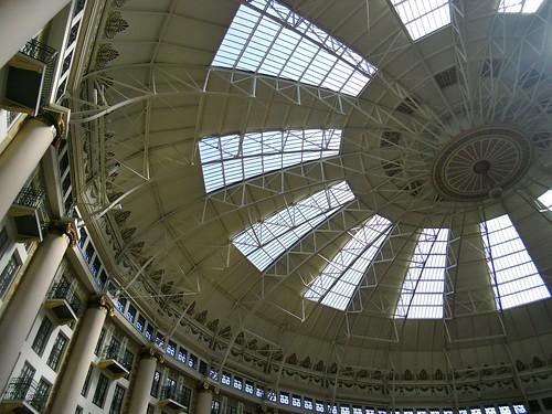 Restored Dome