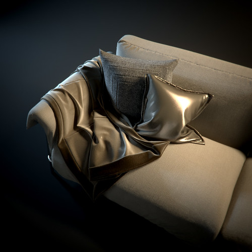 Chat Sofa / Carlo Colombo