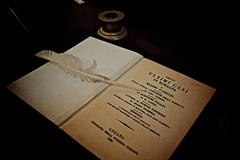 trattato di massimo d'azeglio (anakin6905) Tags: torino italia penna parlamento ditalia repubblica storia unità senato unitàditalia calamaio dazeglio pimonte trattato scranno