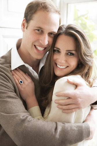 William and Kate Royal Engagement