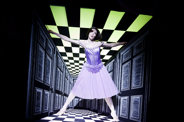 "Lauren Cuthbertson as Alice in Christopher Wheeldon's Alice's Adventures in Wonderland. The Royal Ballet 2010/11 season. <a href=""http://www.roh.org.uk/productions/alices-adventures-in-wonderland-by-christopher-wheeldon"" rel=""nofollow"">www.roh.org.uk/productions/alices-adventures-in-wonderlan...</a>"