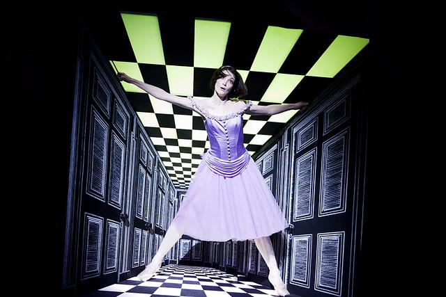Lauren Cuthbertson as Alice in Alice's Adventures in Wonderland  © Johan Persson/ROH 2011