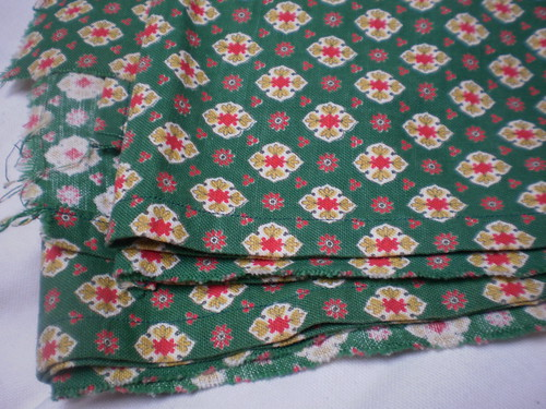 Second hand fabric