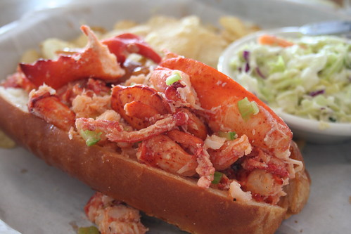 Lobster Roll! Mmmm