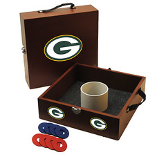 Green Bay Packers Washers Toss Game