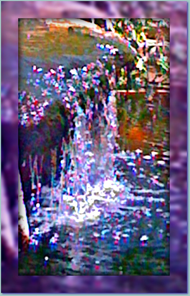 ´¨*•.¸? Seurat's Splish Splash On MOMA Floor ?¸.•*´¨