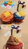 كب كيك العيد (Heavenly Sweets ☁) Tags: floral cake yummy pretty sweet cupcake sweets heavenly qatar عبدالله كيك قطر أم كب