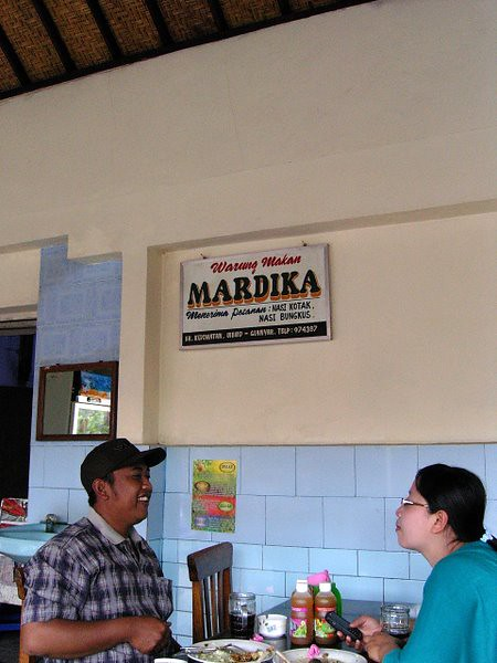 Warung MARUDIKA
