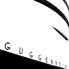 New York Summer 2011 - Guggenheim graphic art