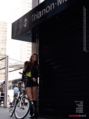 Cycle Chic & Conceito Brand