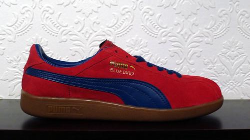 Puma Bluebird red / blue