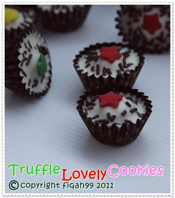 Truffle Lovely Cookies