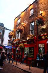 IMG_7906 (erincraven) Tags: ireland christchurch dublin beer trinitycollege whiskey bubbles guinness pacman pint distillery templebar graftonstreet riverliffey jameson brazenhead dublincastle guinnessstorehouse