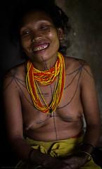 Si Kalabai (As Worlds Divide) Tags: teeth filing pointed
