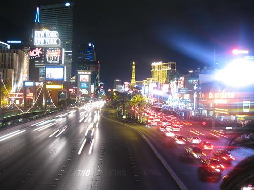 Calles de Las Vegas Foto 3