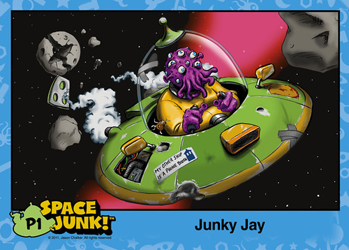 Space Junk!™ P1