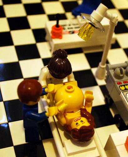 Birth - Lego