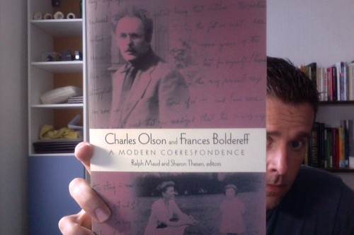 Charles Olson and Frances Bolderoff: A Modern Correspondence by Michael_Kelleher