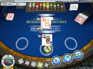 Blackjack Rival Rules