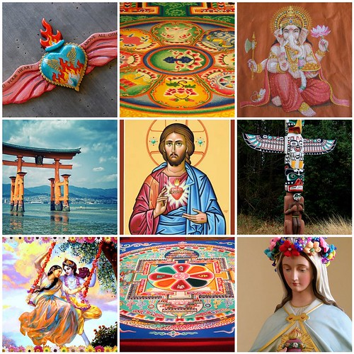Friday inspiration: Religious art