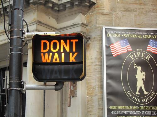 Don't Walk