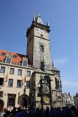 "Prague Astronomical Clock (Prague Orloj)/Staroměstský orlojin (Pražský orloj), Prague (Prag/Praha) • <a style=""font-size:0.8em;"" href=""http://www.flickr.com/photos/23564737@N07/6083158666/"" target=""_blank"">View on Flickr</a>"