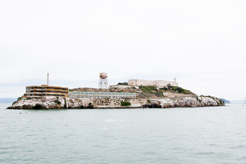 Alcatraz Island, lighter