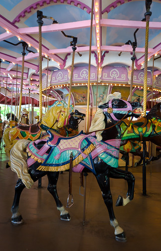 Merry Go Round by Scott Michaels
