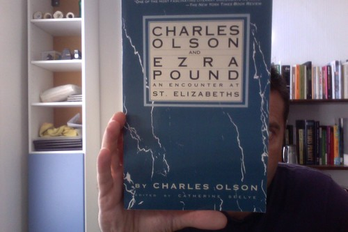 Charles Olson & Ezra Pound: An Encounter at St. Elizabeths by Michael_Kelleher
