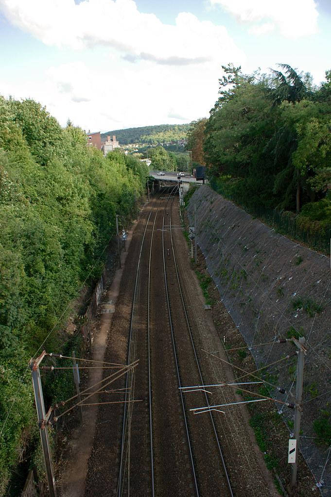 Ligne Paris-Rouen