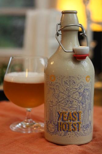 Brouwerij Sterkens St. Sebastiaan Golden (Yeast Hoist)