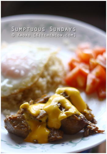 SS Cheesy Pork Adobo