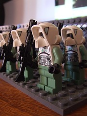 Kashyyyk troopers 1 (bcgroi) Tags: trooper star lego troopers collection company wars collectors clone legion kashyyyk