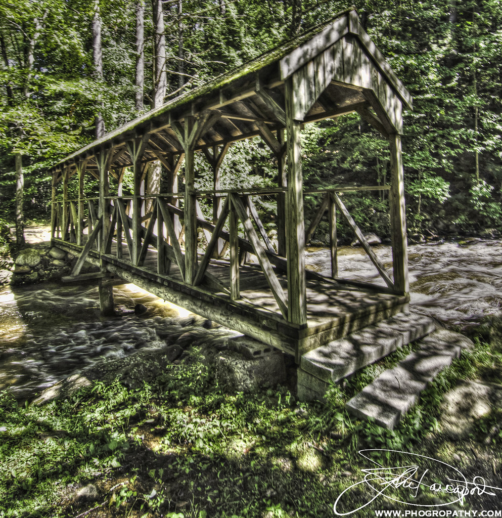 Covered Footbridge