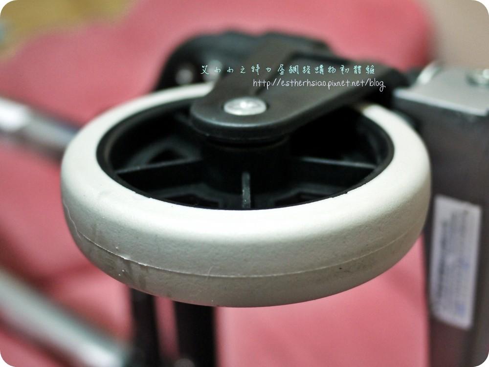 4 軟質橡膠輪