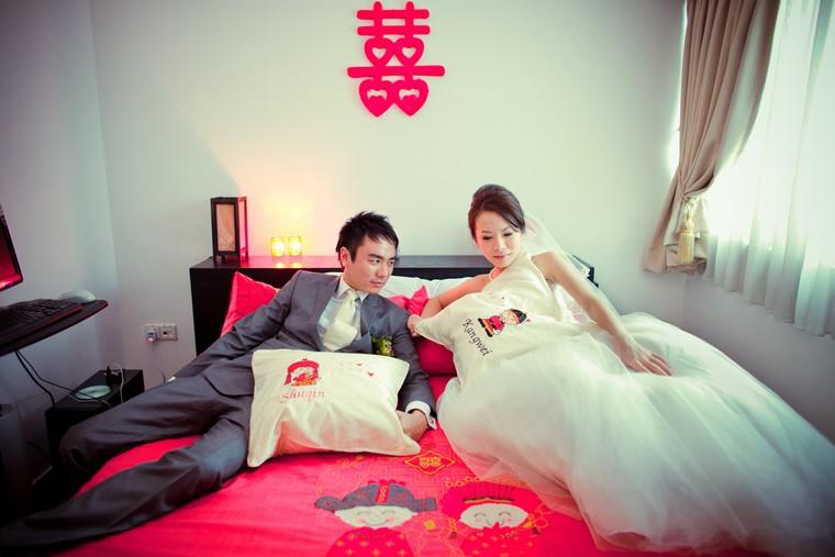 Raymond Phang Wedding Day Kangwei Shuqin-11