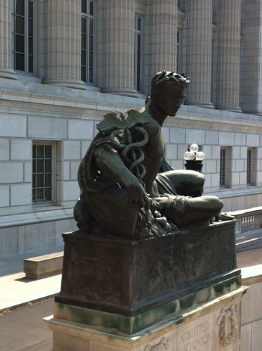Sexy Statue at Missouri Capitol