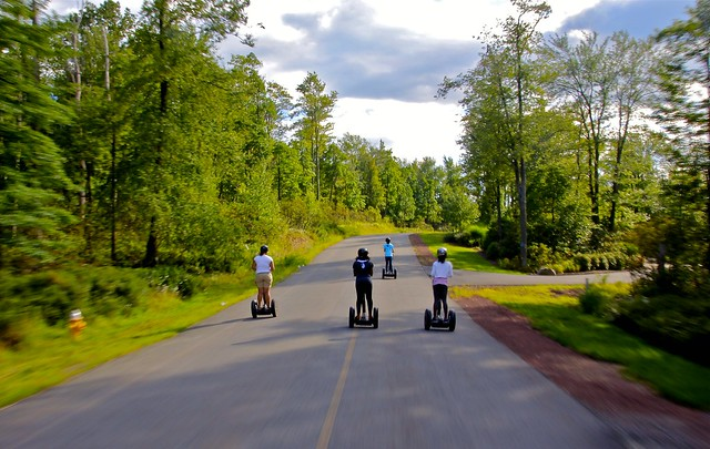 Segway Tour Adventure