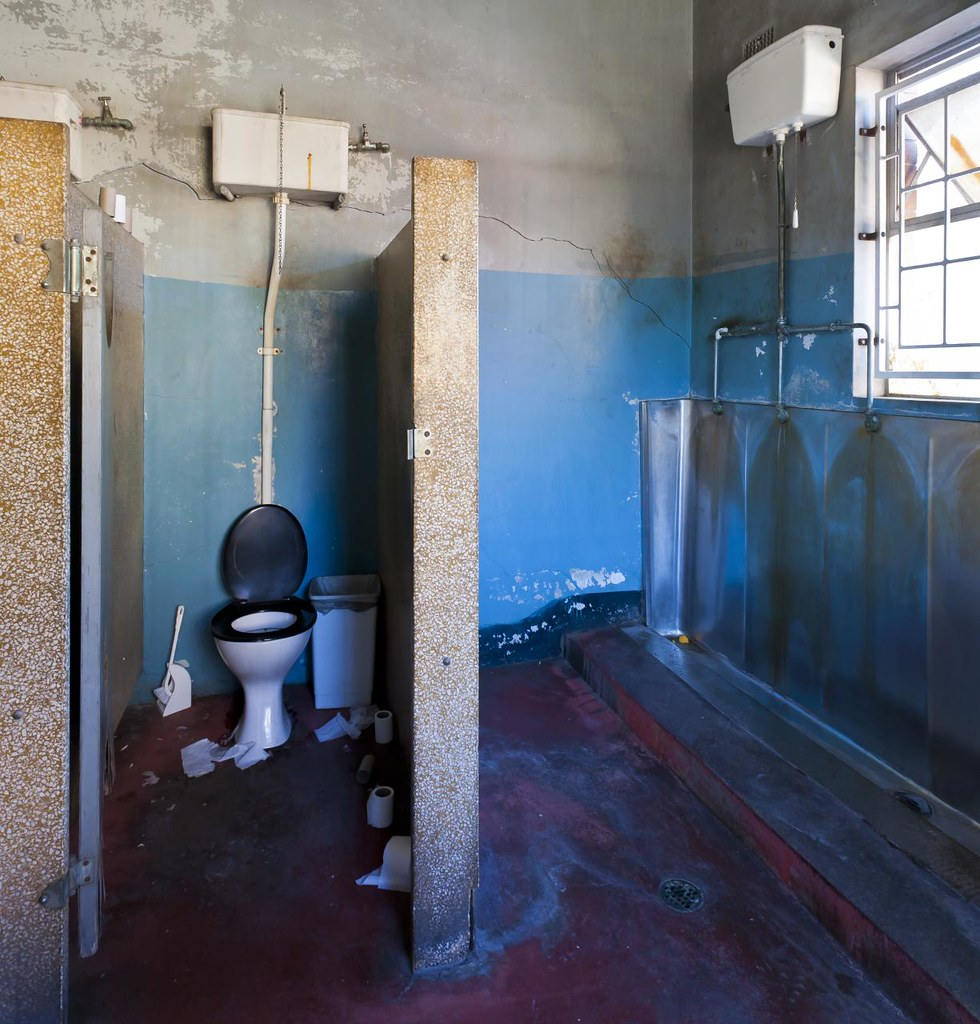Dirty Bathroom Pics: The World's Best Photos Of Australia And Urinal