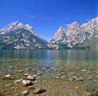 Jenny Lake Reprise ~ Grand Teton National Park, Wyoming