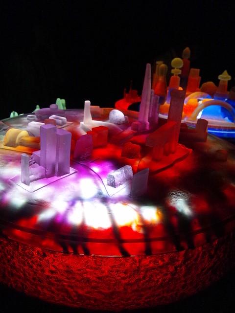 未来都市3-横浜トリエンナーレ2011の写真