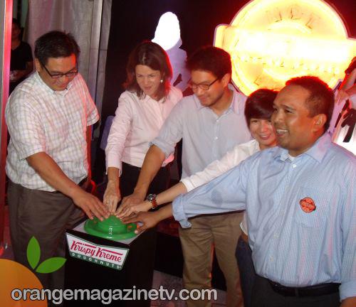 Krispy Kreme Store Opening in Festival Mall Alabang 01