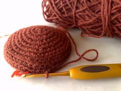 Amigurumi Sackboy (myorganiclife) Tags: crochet amigurumi ofak sackboy