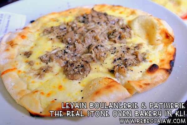 Levain Boulangerie & Patisserie, The real STONE OVEN bakery in KL-25