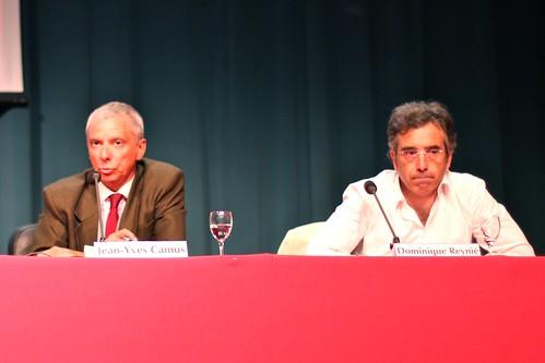 Jean-Yves Camus & Dominique Reynié